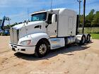 2013 Kenworth T660 T/A Truck Tractor Sleeper Cab Automatic Cummins bidadoo <br/> TEXAS - NO RESERVE - GLOBAL SHIPPING - VIDEO