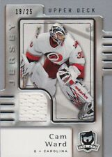 06-07 The Cup JERSEY Parallel xx/25 Made! Cam WARD #18 - Hurricanes