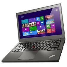 Ohne Akku! Lenovo ThinkPad X240 12,5 Zoll (256 GB, Intel Core i5 4. Gen, 8GB)
