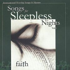 Various Artists : Songs for Sleepless Nights Volume 1: Fai CD