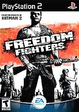 Freedom Fighters (Sony PlayStation 2, 2003)complete