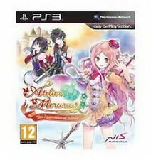 Atelier Meruru: The Apprentice of Arland ( SONY PS3 ) NEW SEALED