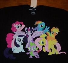 MY LITTLE PONY Ponies T-shirt LARGE NEW w/ TAG ADULT Rainbow Dash