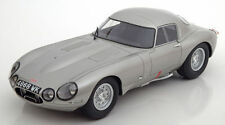 Cult Models 1963 Jaguar E-Type Low Drag Silver 1:18*Last One!!