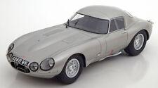 Cult Models 1963 Jaguar E-Type Low Drag Silver 1:18*Last One!!