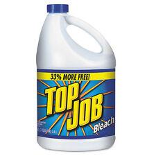 Top Job Regular Bleach 1 gal Bottle 6/Carton 11007735044