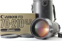 【Near Mint】Canon Zoom Lens New FD 70-210mm f4 SLR From Japan 298