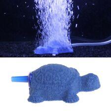 Turtle Aquarium Bubble Air Stone Diffuser Fish Tank Aerator Oxygen Pump Ornament