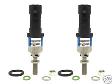 2 Stück BRC Einspritzdüse Injektor Gasdüse LPG blau Max  MTM Autogas GPL Sequent