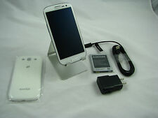 Samsung Galaxy S3 Android 16GB White PREPAID Smartphone Straight