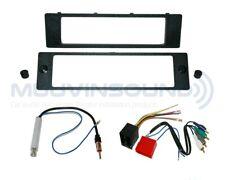 Radio Stereo Installation Dash Kit Combo SD + AMP Wire Harness + Antenna AU36