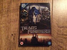 Transformers DVD!