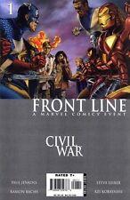 Civil War - Front Line (2006-2007) #1 of 11