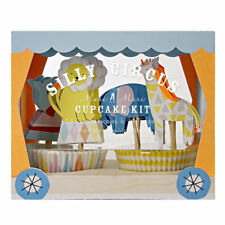 Silly Circus Cupcake Kit - Birthdays/Celebrations (CSCCKSILLYCIRCUS)
