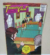 Treasure Chest of Fun & Fact Vol.15 No.5 1959 Vintage Comic  T*