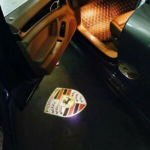 2 LED COURTOISIE PORSCHE BOXSTER MACAN S CAYENNE CAYMAN 911