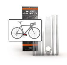 Bike Shield - Crank Shield - Bike Frame Protector - Clear