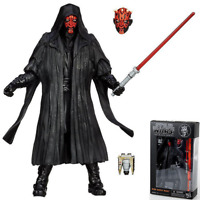 Star Wars Darth Maul 6 inch Black Series Model New In Box