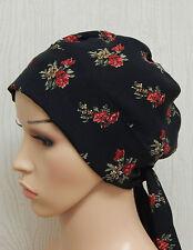 Chemo headwear chemotherapy head wrap cap cancer head scarf hair loss bonnet hat