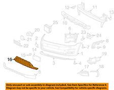 VW VOLKSWAGEN OEM 2018 Golf R-Grille Grill-Center 5G0853671MFOD