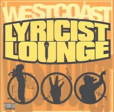 LYRICIST LOUNGE WEST NEW [PA] CD RARE CHINO XL,KING T,ZION  I,FABOLOUS,TRAY DEE