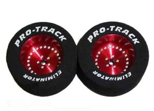 Pro-Track 1 1/16 x 3/32 x .500 wide Style G - Red - PTC-N407G-R