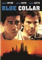 BLUE COLLAR NEW DVD