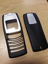 New for Nokia 6610 Black Front Fascia Housing & Battery Cover