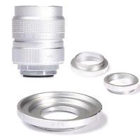 FUJIAN 25mm f/1.4 CCTV Lens+C Mount to Fuji Fujifilm X-E2 X-E1 X-Pro1 X-M1