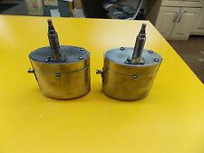 2 - 6v 6 volt Wiper Motors American Bosch International Harvester K KB WWA6C