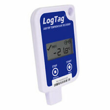 LogTag Utrid-16 Temperature Data Recorder w/ Lcd Display & Automatic Pdf Reports