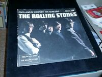 1964 The Rolling Stones LP Englands Newest Hit Makers LL3375  1st Pressing Vinyl