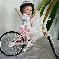 Madame Alexander Doll BIKE Riding Wendy Doll Set with Bicycle very Rare