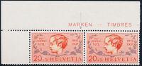 SCHWEIZ 1937, MiNr. 316 III, tadellos postfrisch, Mi. 80,-