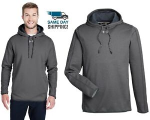 Under Armour Men's Double Threat Armour Fleece® Hoodie Size 2XL -NEW WITH TAGS