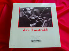 SAX 2253 ENCORES DAVID OISTRAKH 180 GRAM ALL ANALOGUE UK PRESS MINT COPY