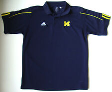 Men's ADIDAS CLIMACOOL MICHIGAN WOLVERINES Shirt size medium M