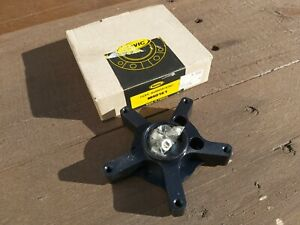 vintage NOS Mavic Deemax front disc adapter, Hope 5 bolt brake rotor like big un