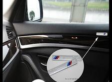 D947 zwei stück M Auto for bmw Emblem innenbau Badge Aufkleber KFZ Car Sticker