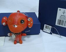 Swarovski Ernest Orange Bag Charm, Key holder Monkey Crystal Authentic 5201632