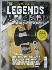 Guitar Classics Legends Eric Clapton Gary Moore Mark Knopfler David Gilmour