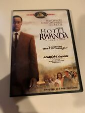 Hotel Rwanda (Dvd) with special features