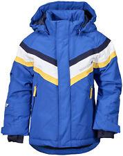 Didriksons Safsen Kids Boys Girls Winter Ski Jacket Waterproof and Insulated 140cm Indigo