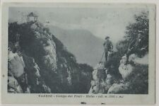 CARTOLINA - 1918 VARESE CAMPO DEI FIORI HULM 1556/A