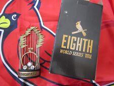 St Louis Cardinals 1967 Replica World Series Championship Trophy 7/28/17 SGA NEW