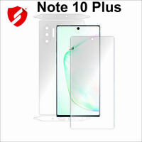 Galaxy Note 10 plus 5G 10+ Note 10, 9, 8, Invisible Anti-Scratch Skin Wet apply