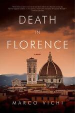 Great historical mystery! Death in Florence by Marco Vichi