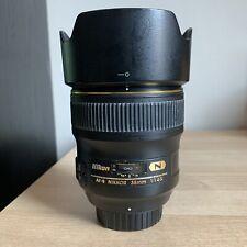 Nikon AF-S Nikkor 35mm f/1.4 G Lens