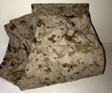 USMC COMBAT DESERT DIGITAL MARPAT PANTS MEDIUM LONG Great Condition
