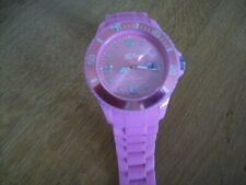 Ladies Ice Watch Pink in full working order